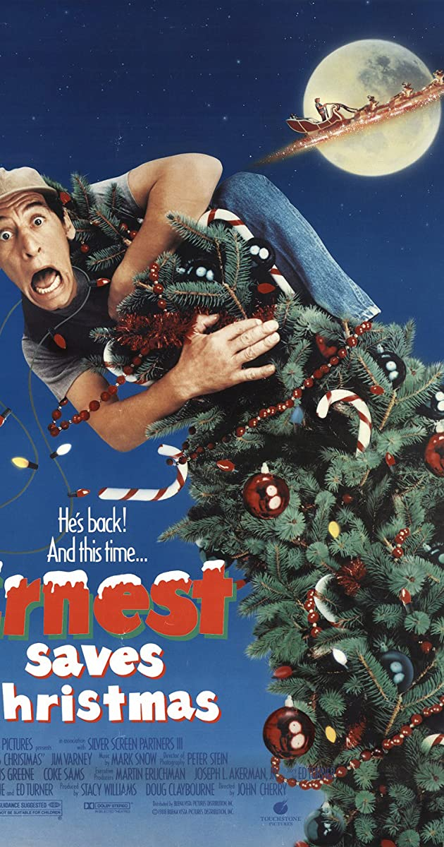 Subtitle of Ernest Saves Christmas