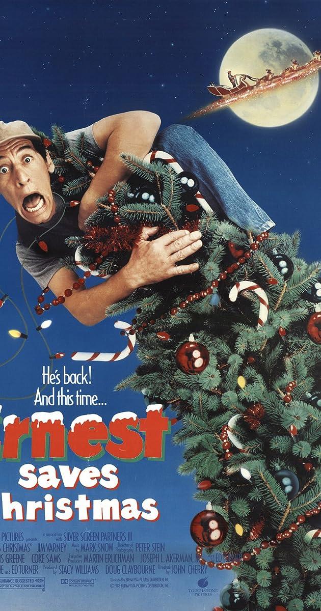 Doug Christmas Story Vhs.Ernest Saves Christmas 1988 Imdb