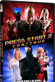 Press Start 2 Continue Poster