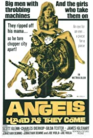 Angels Hard as They Come Poster - Movie Forum, Cast, Reviews