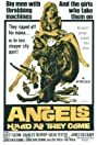 Angels Hard as They Come (1971) Poster