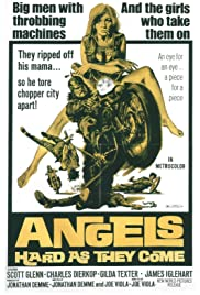 Angels Hard as They Come (1971) Poster - Movie Forum, Cast, Reviews