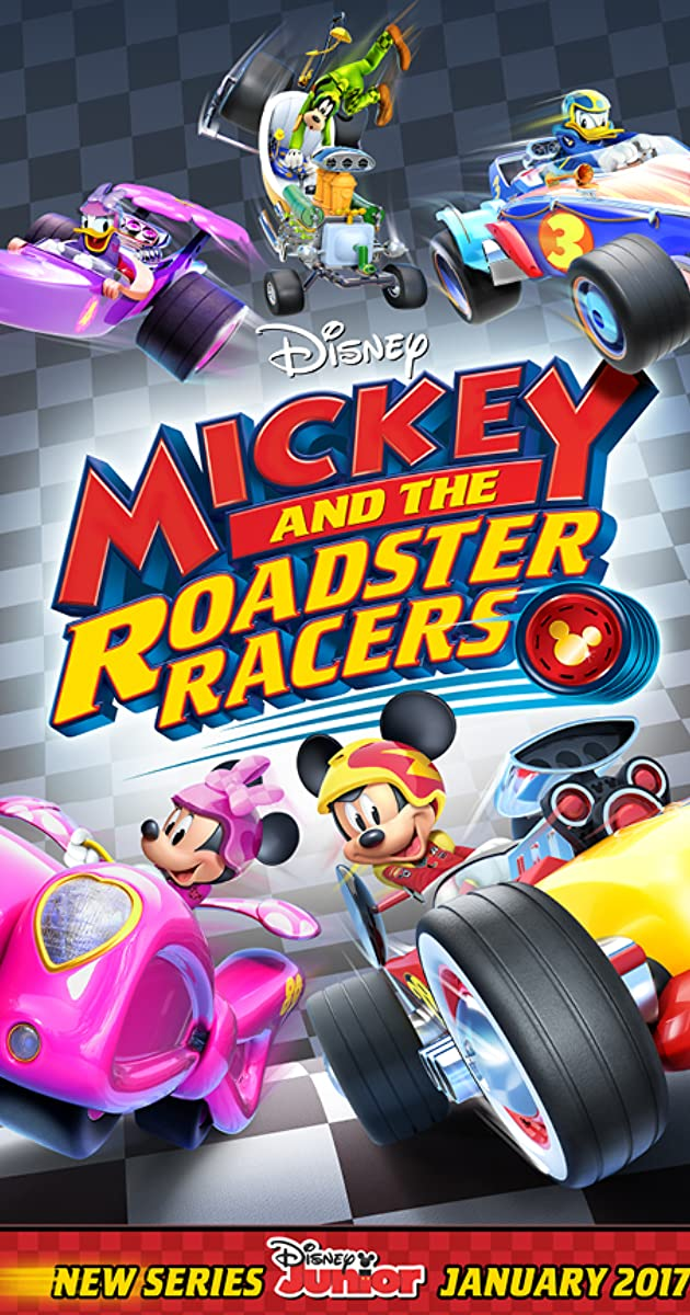 Mickey and the Roadster Racers (TV Series 2017– ) - IMDb