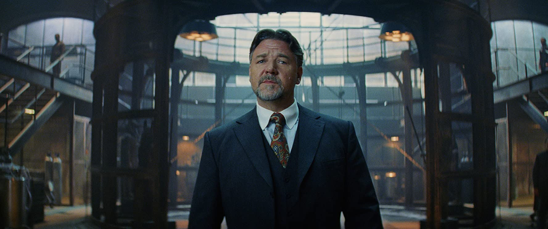 Russell Crowe in The Mummy (2017)