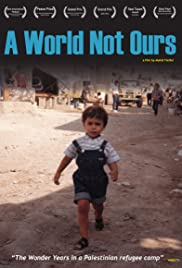 A World Not Ours Poster