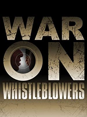 poster for War on Whistleblowers: Free Press and the National Security State