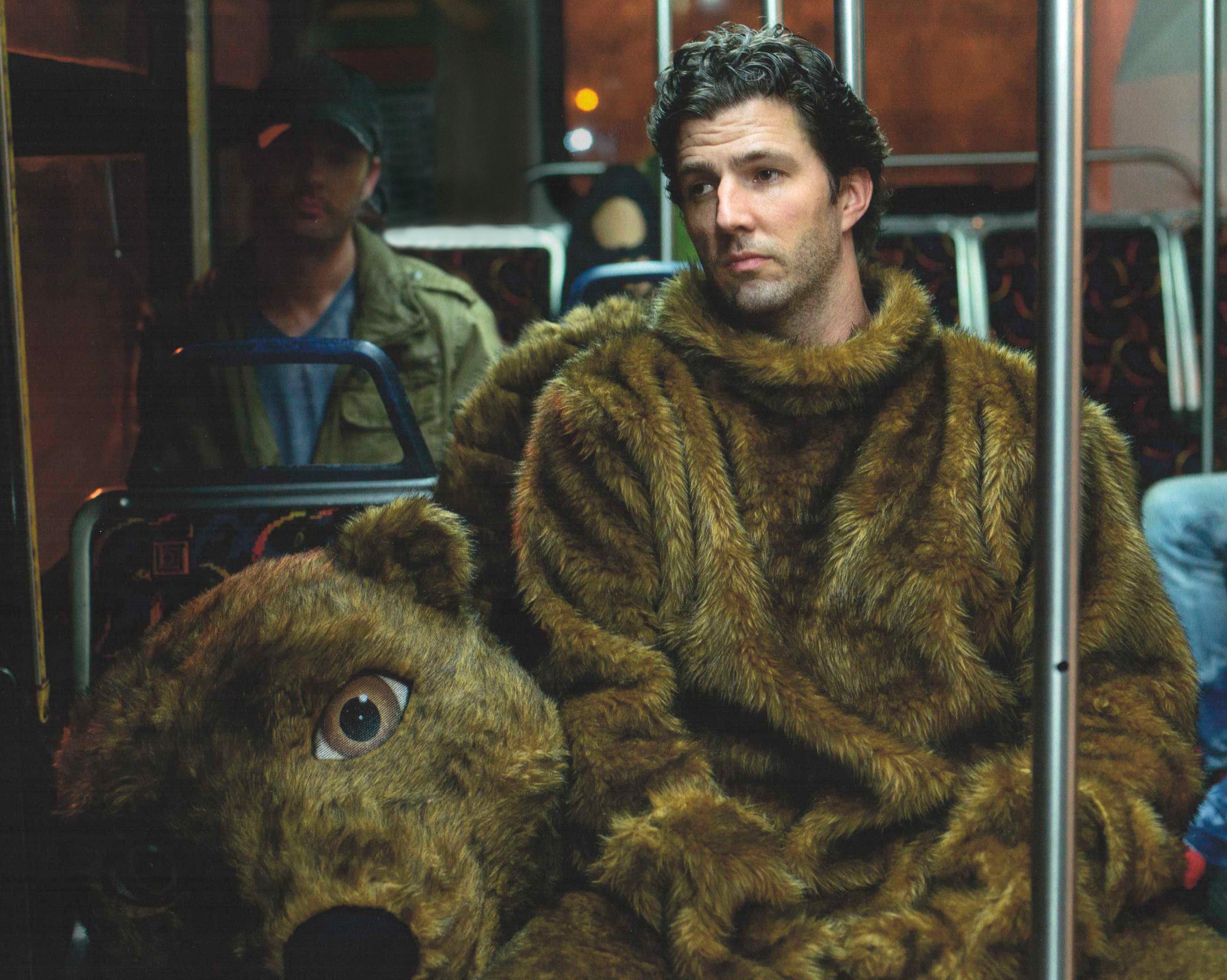 Tyler Jon Olson in Heist (2015)