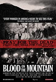 Blood on the Mountain Poster
