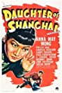 Daughter of Shanghai (1937) Poster