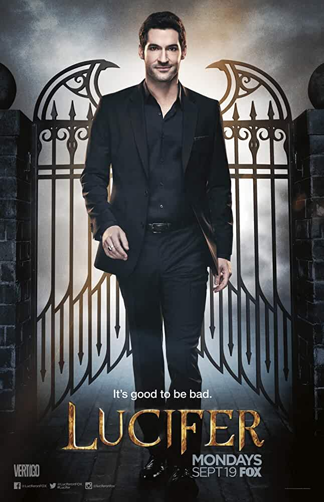 Lucifer (2019) Season 4 Hindi Dubbed (Netflix)