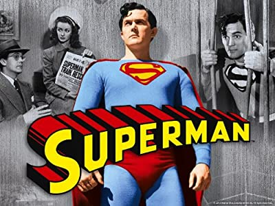 New movies mp4 download Superman Serials: The Complete 1948 \u0026 1950 Theatrical Serials Collection [1920x1600]