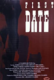 First Date Poster