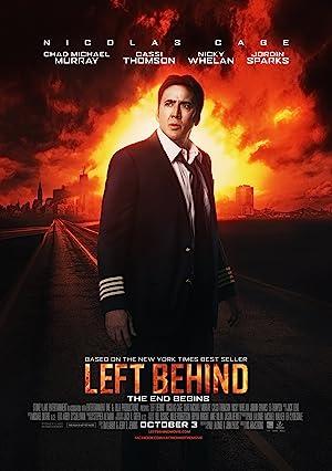 Left Behind film Poster