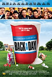 Back in the Day (2014) Poster - Movie Forum, Cast, Reviews