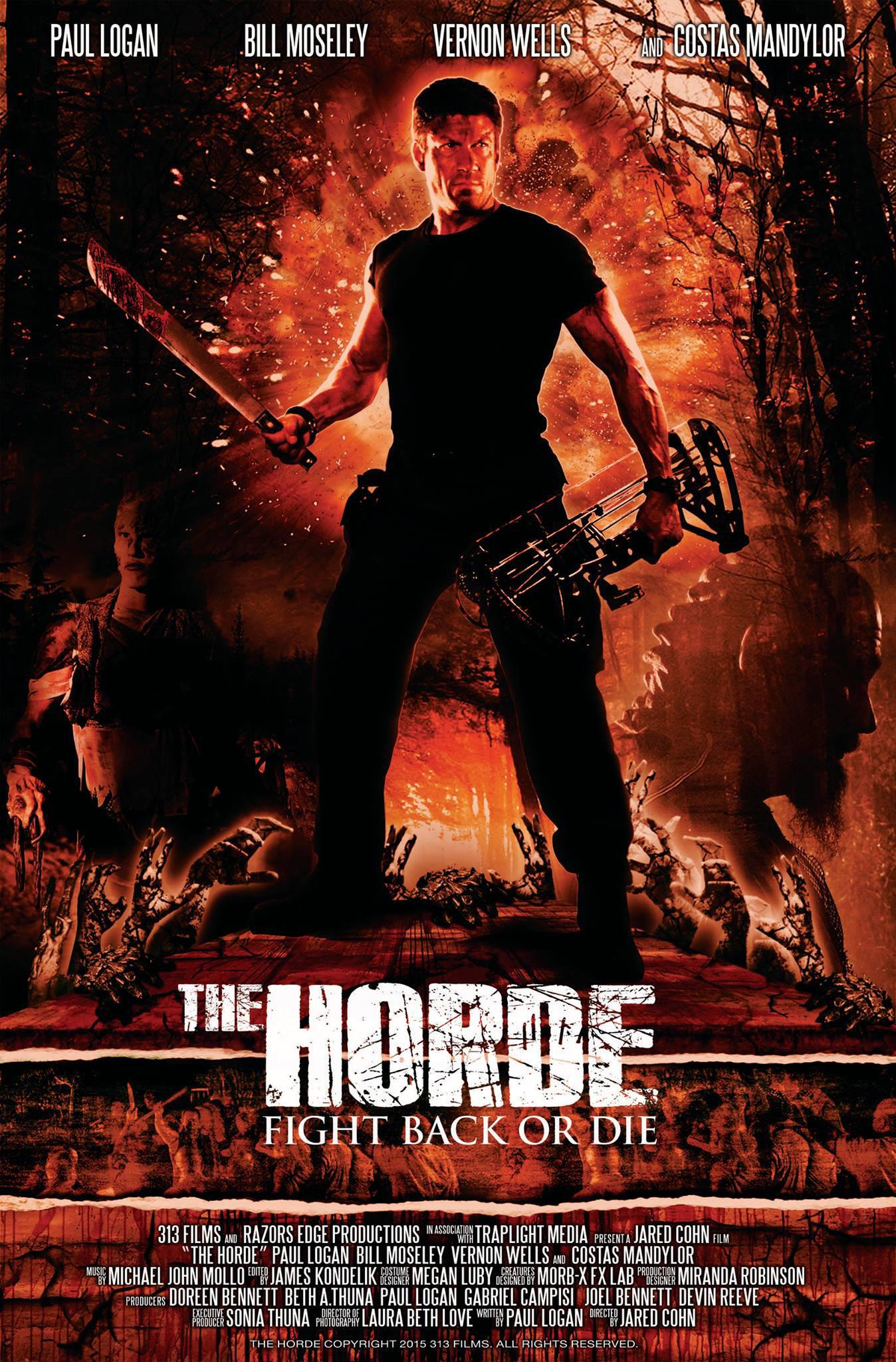 imdb the horde