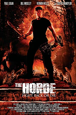 The Horde (2016) Full Movie HD