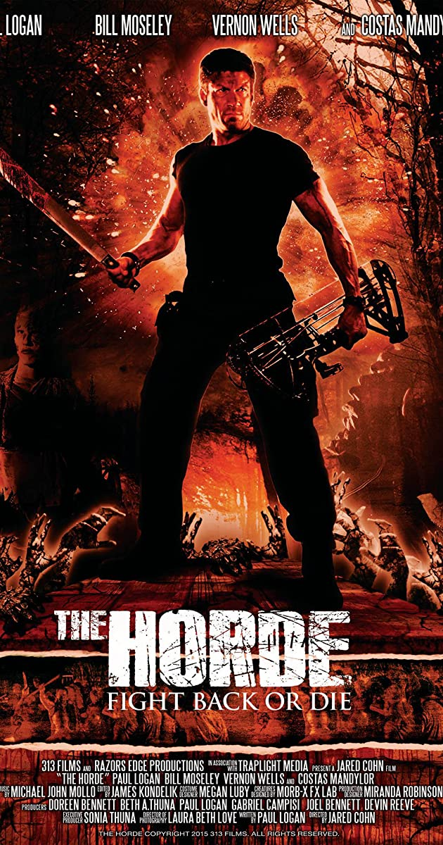 Subtitle of The Horde