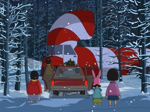 Bobs Burgers Christmas Episodes.Bob S Burgers Christmas In The Car Tv Episode 2013 Imdb