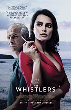 Download The Whistlers (2019) Dual Audio [Hindi - English] HD-CAMRip 720p [800MB]