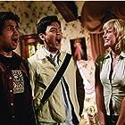Malin Akerman, John Cho, and Kal Penn in Harold & Kumar Go to White Castle (2004)