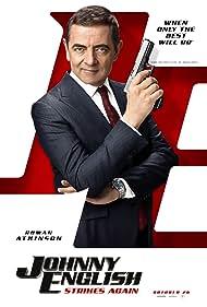 Rowan Atkinson in Johnny English Strikes Again (2018)