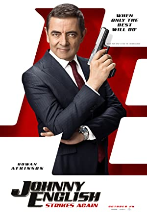 Johnny English 3 izle
