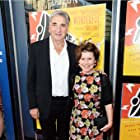 Imelda Staunton and Jim Carter at an event for Pride (2014)