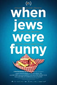 Primary photo for When Jews Were Funny