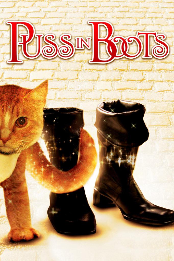 Batuotas katinas laukiniuose Vakaruose (1980) / Puss in the Boots 3