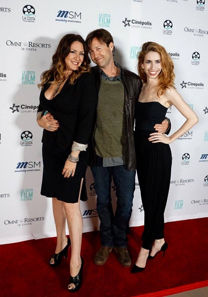 La Costa Film Festival with Joely Fisher, Russell Brown and Grace Folsom