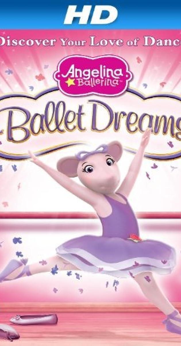 Angelina Ballerina: The Next Steps (TV Series 2008–2010) IMDb