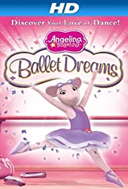 Angelina Ballerina: The Next Steps Poster