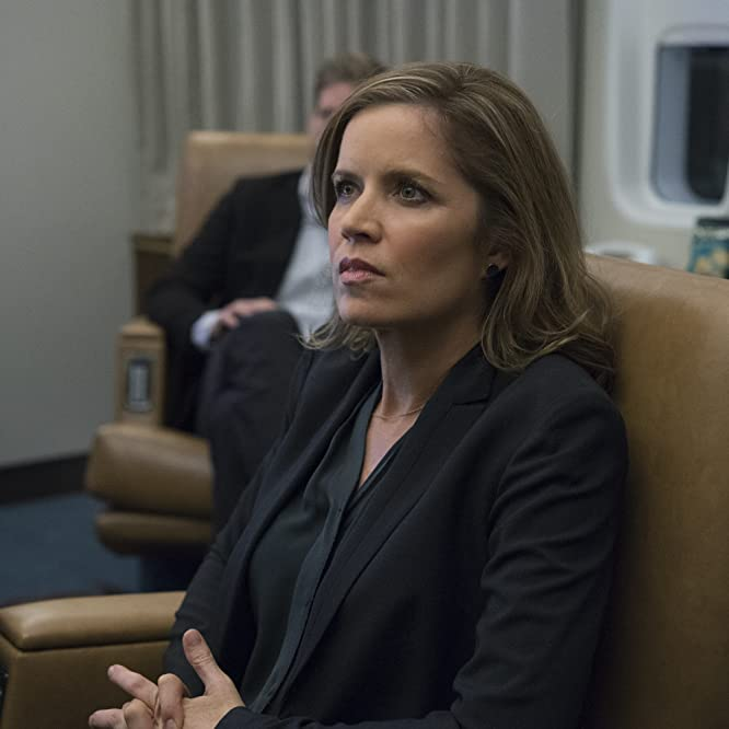 Kim Dickens in House of Cards (2013)