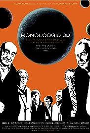 Monoloogid 3D Poster