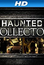 Haunted Collector Poster - TV Show Forum, Cast, Reviews