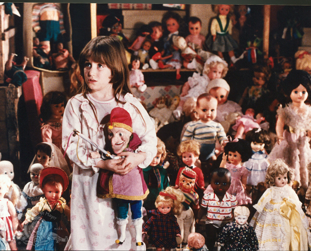 Carrie Lorraine in Dolls (1987)