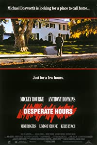 Watch dvd movie trailers Desperate Hours by Michael Cimino [iTunes]