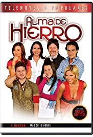 Alma de hierro Poster - TV Show Forum, Cast, Reviews