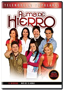 Website for free downloading hollywood movies Alma de hierro: Episode #1.335  [1080pixel] [mkv] [x265] by Eric Morales