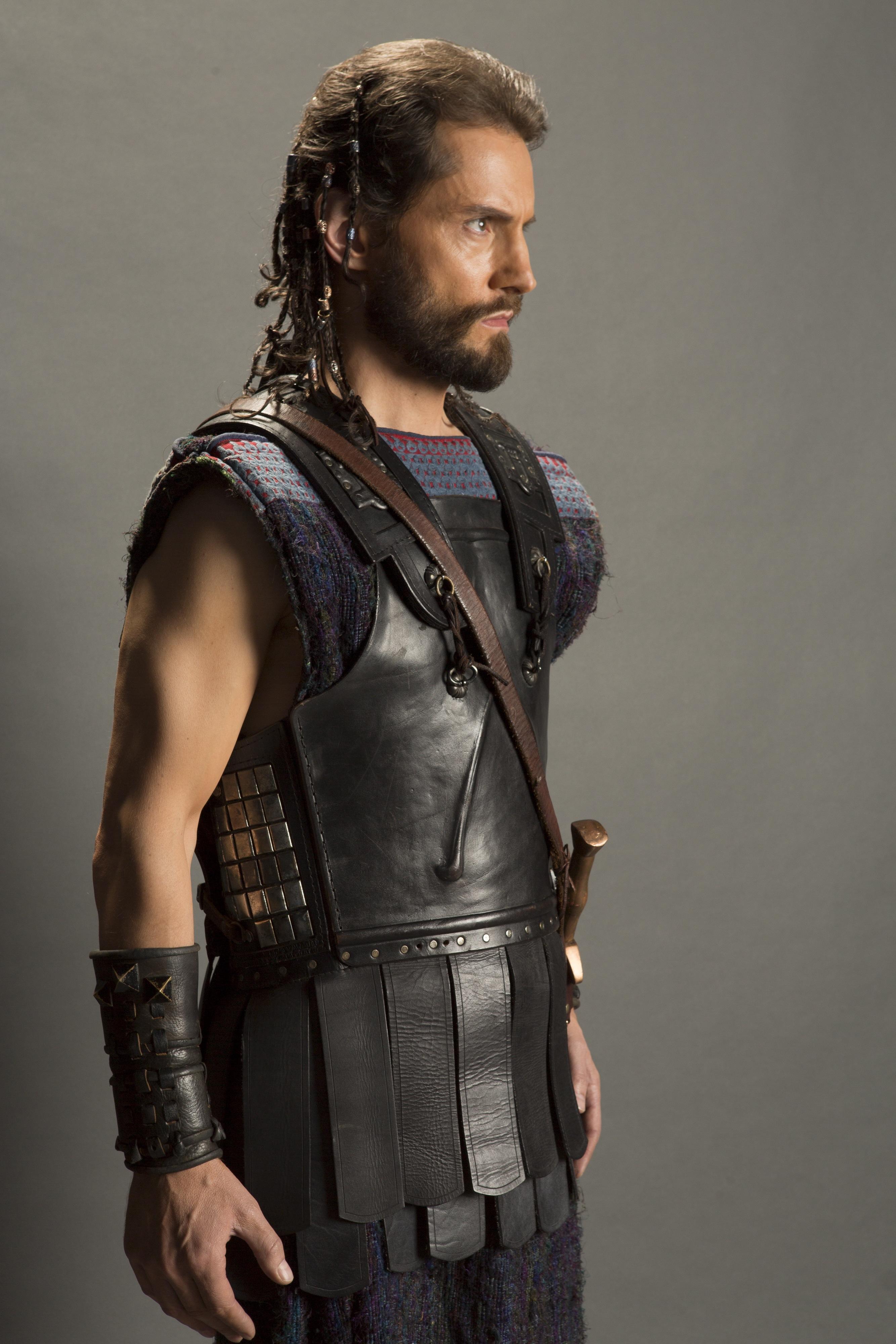 John Emmet Tracy as Pallas in Olympus