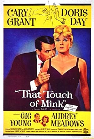 Permalink to Movie That Touch of Mink (1962)