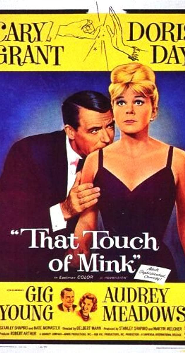 Subtitle of That Touch of Mink