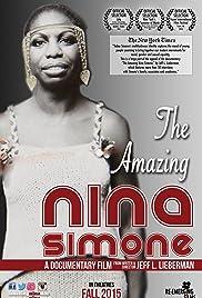 The Amazing Nina Simone Poster