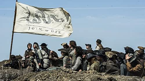 """Watch a trailer for History's miniseries """"Sons of Liberty""""."""