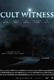 Cult Witness Poster