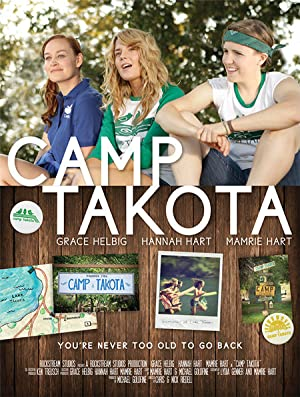 Camp Takota Pelicula Poster