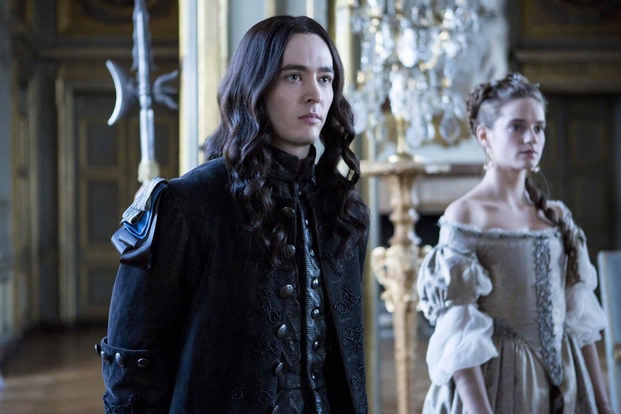 versailles season 1 episode 1 cast