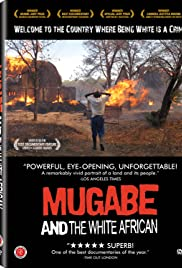 Mugabe and the White African (2009) Poster - Movie Forum, Cast, Reviews