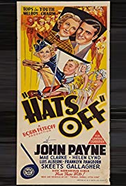 Hats Off Poster