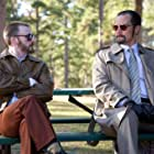 Chris Evans and Michael Shannon in The Iceman (2012)